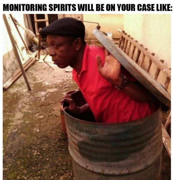 Monitoring Spirit