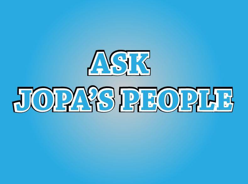 Ask Jopaspeople